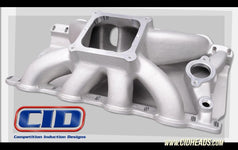 "DM500 Big Block Chev Intake Manifold for 9.8"" deck"