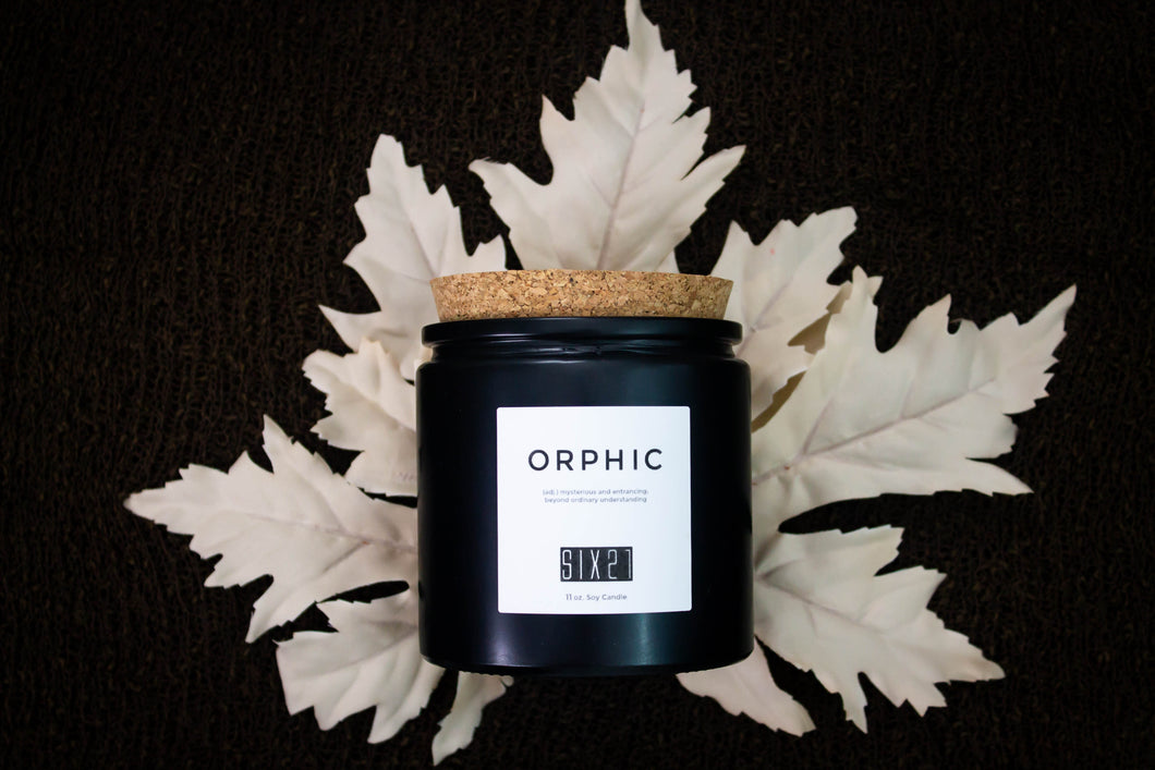 SIX21: ORPHIC Soy Candle