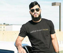Load image into Gallery viewer, Hustle Trumps Talent: Short Sleeve Men's Premium Tee