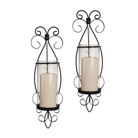 "KF632 SAN REMO 18"" SCONCE SET"