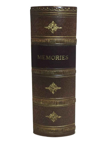 MEMORIES - Antique Style Photo Album