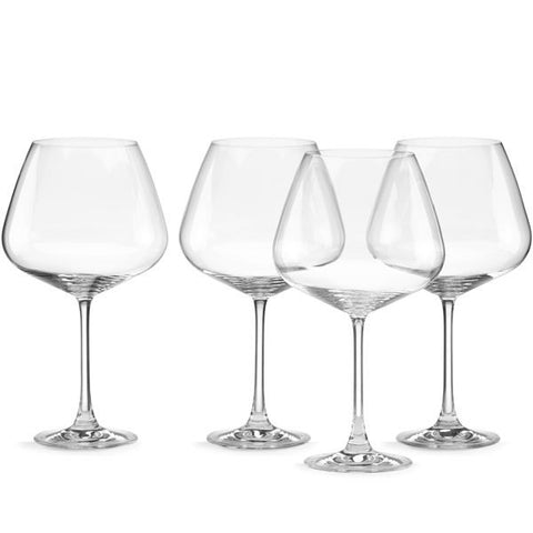 Tuscany Classics® 4-piece Burgundy Wine Glass Set by Lenox