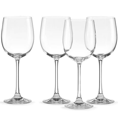 Tuscany Classics® 4-piece Chardonnay Glass Set by Lenox