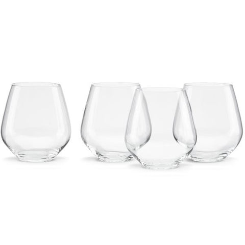 Tuscany Classics® 4-piece Simply Red Tumbler Set by Lenox