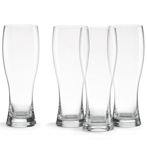 Tuscany Classics® 4-piece Wheat Beer Glass Set by Lenox
