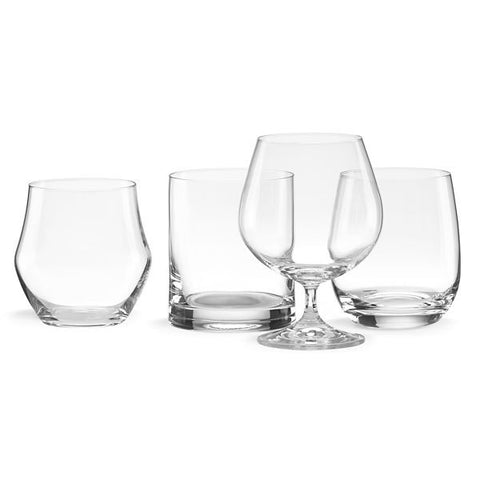 Tuscany Classics® 4-piece Whiskey Glass Set by Lenox