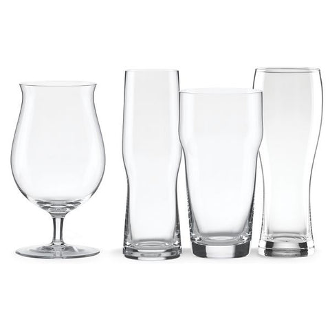 Tuscany Classics® Assorted Craft Beer Glass Set by Lenox