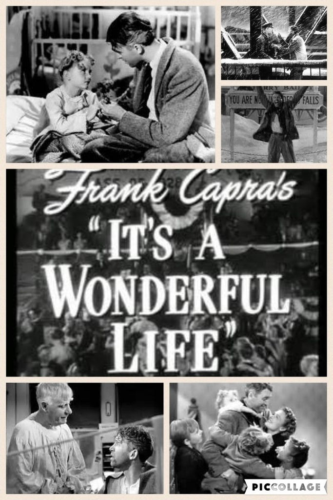 Our name.... Because it truly is a wonderful life!