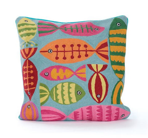 Go Home  Pesce Pillow