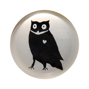 Sugarboo Owl Paper Weight