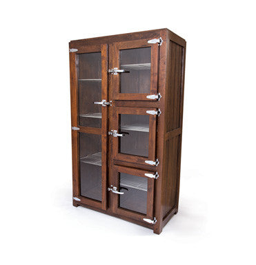 Go Home Butcher Cabinet  41x21x71""