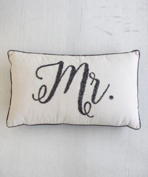 Kalalou Mr. Pillow 24x13