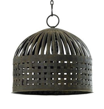 Go Home Nest Hanging Light 18x18