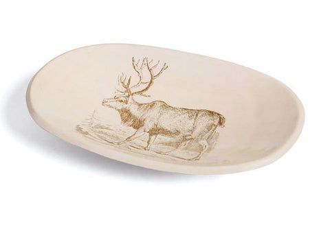 Go Home Killington Oval Dish Set of 2