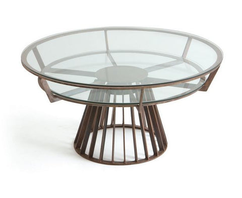 Go Home Bingham Rotating Coffee Table