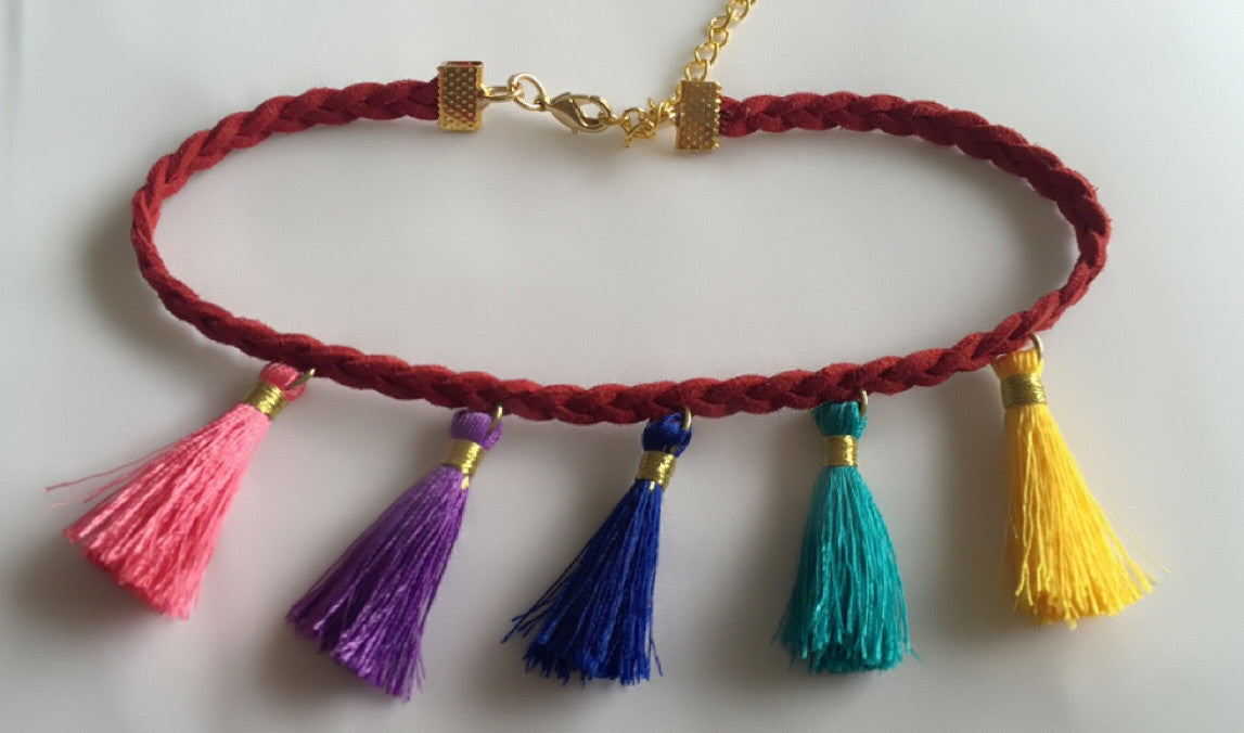 Braided Tassel