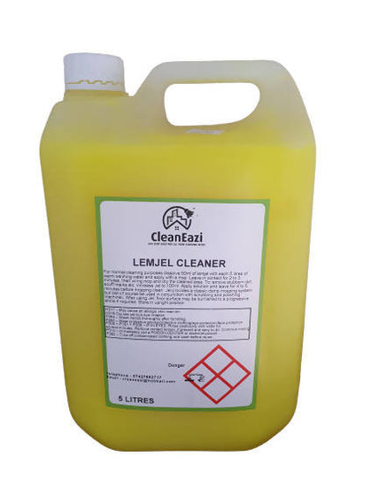 2 x 5ltr Lemjel Floor Cleaner