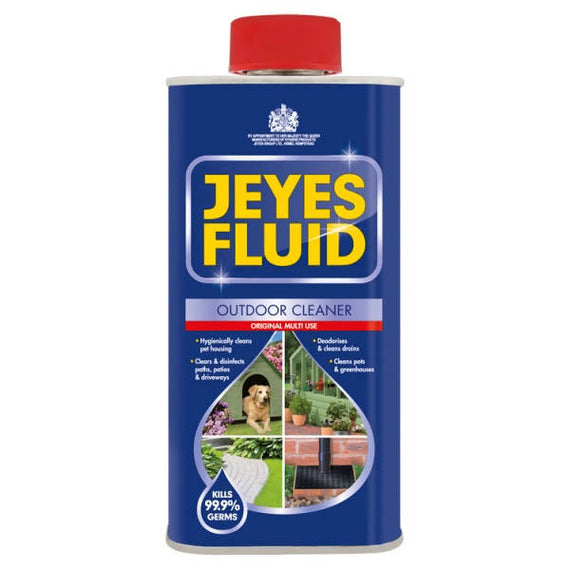 Jeyes Fluid Outdoor Cleaner 300ml x 6