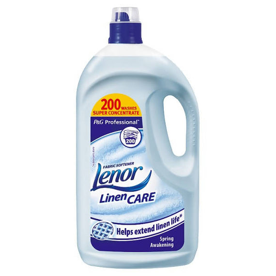 Lenor Professional Fabric Conditioner Spring Awakening 4L 200 wash