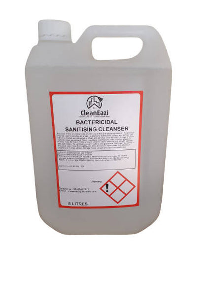 2 x 5ltr Multi Purpose Sanitizer