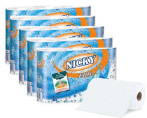 Nicky™ Elite 3ply Kitchen Paper Towel 15 Rolls