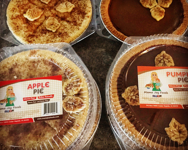 Pies (Holidays Only)