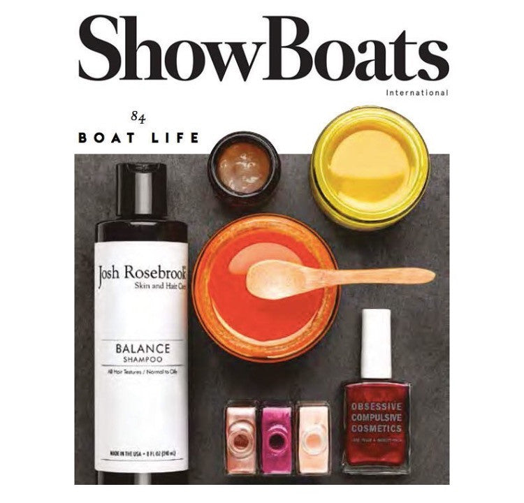 SHOW BOATS - NATURE'S WAY