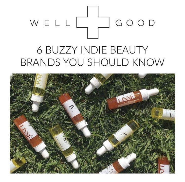 WELL + GOOD -  6 BUZZY INDIE BEAUTY BRANDS YOU SHOULD KNOW