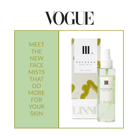 VOGUE MAGAZINE FACE MIST