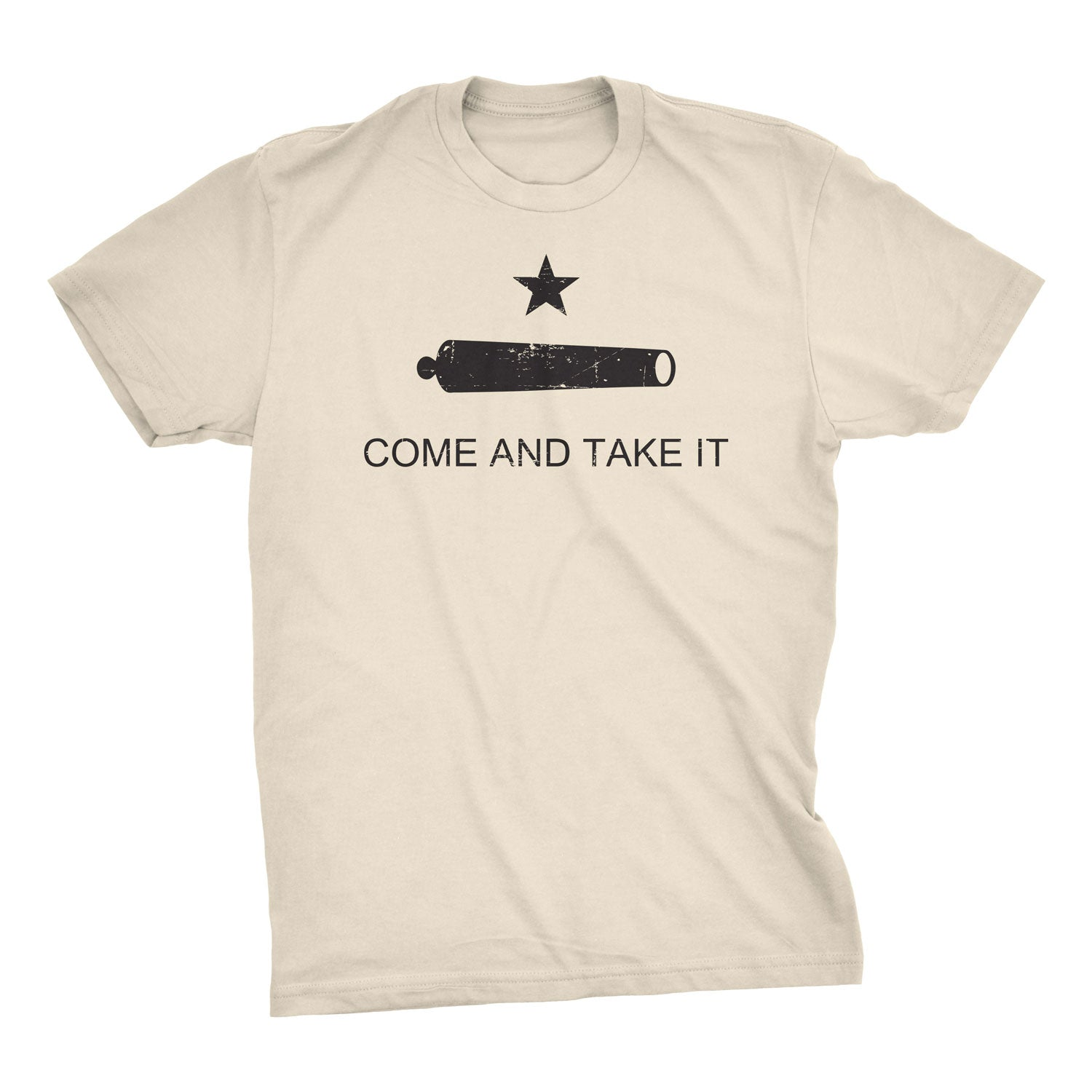 Come and Take It Texas Flag T-Shirt
