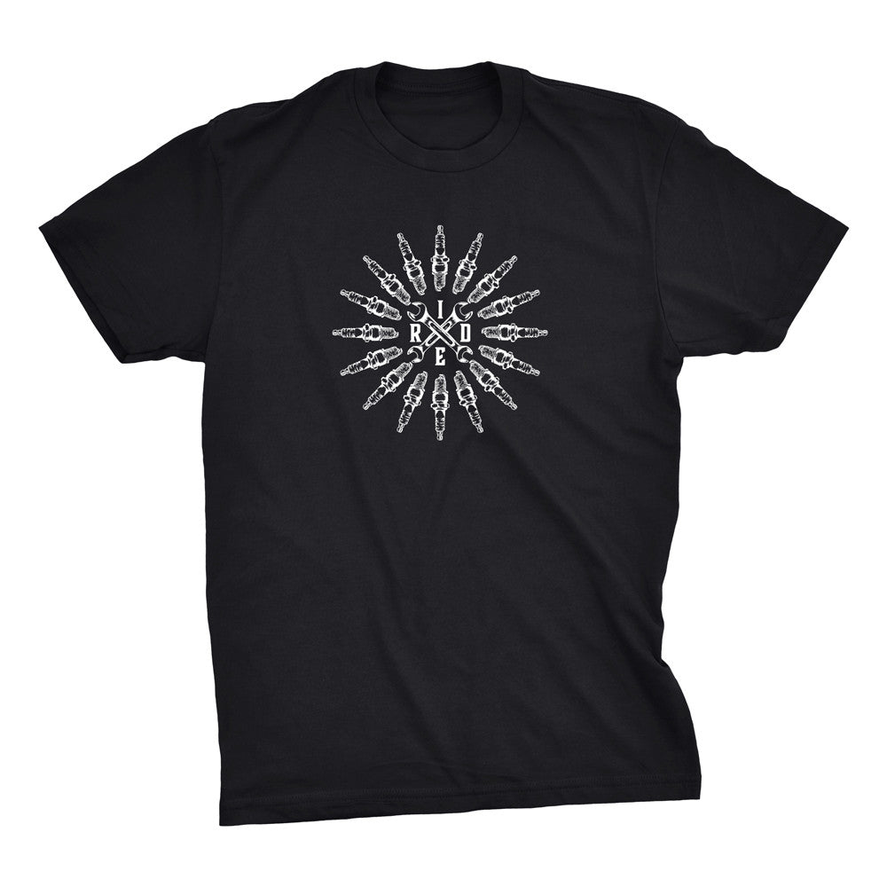 RIDE Sparkplug T-Shirt