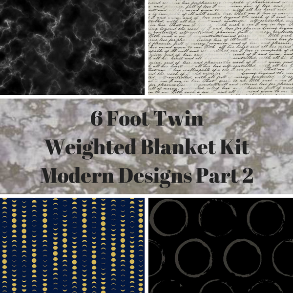 6 Foot Twin Weighted Blanket Kit 1dea24cf0