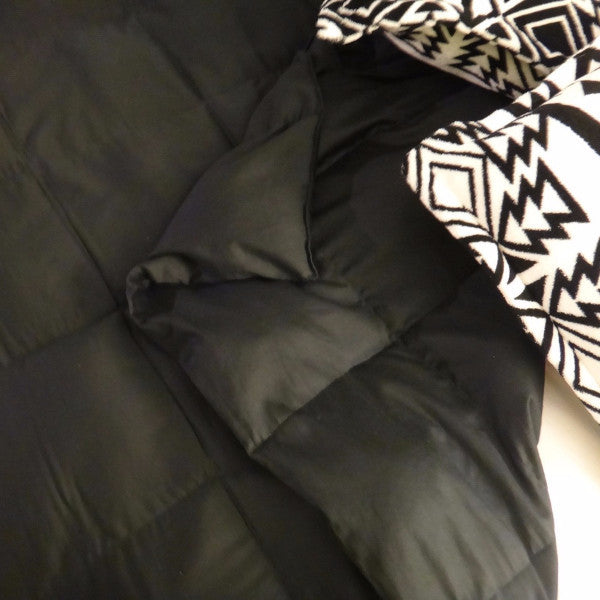 King Denim Patchwork Weighted Blanket - Lifetime Sensory Solutions