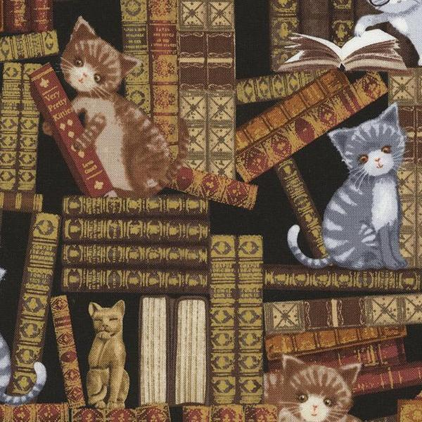 Book Cats Travel Blanket - Lifetime Sensory Solutions