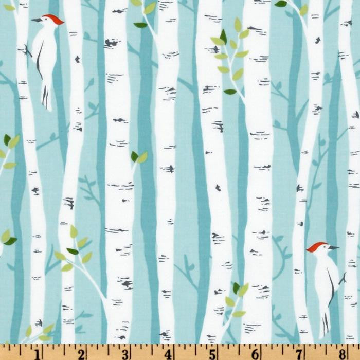 5 Foot Twin Birch Trees - Lifetime Sensory Solutions