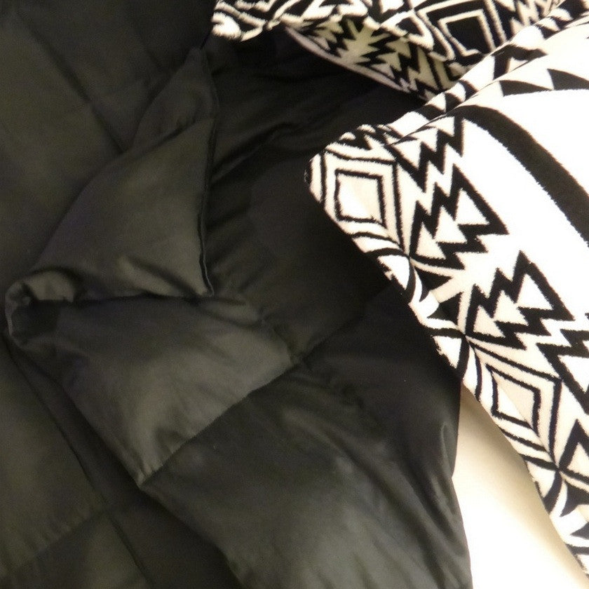 Full Size Cotton SATEEN Weighted Blanket