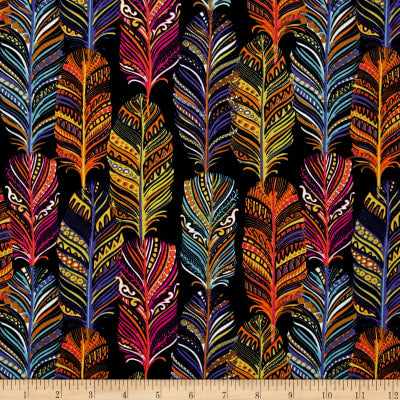 5 Foot Twin Jewel Feathers - Lifetime Sensory Solutions