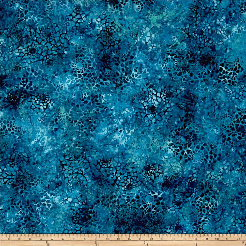 6 Foot Twin Blue Mosaic - Lifetime Sensory Solutions