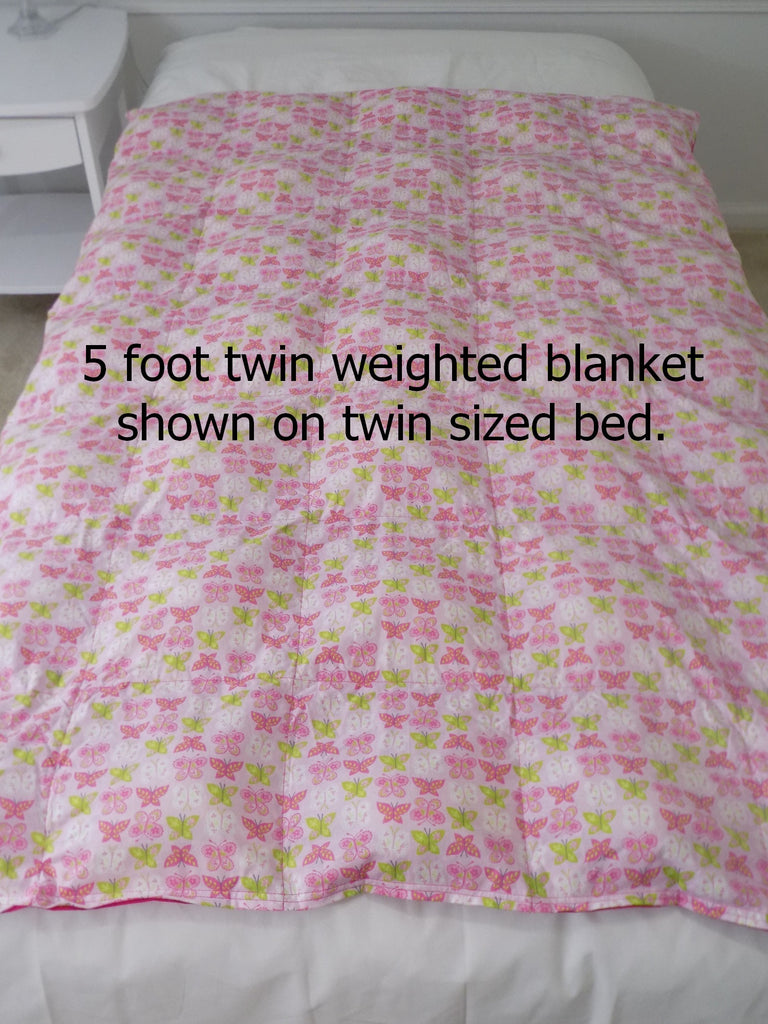 5 Foot Twin Pink Animals - Lifetime Sensory Solutions
