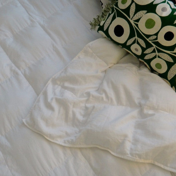 6 Foot Twin Cotton Sateen - Lifetime Sensory Solutions