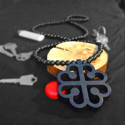 Wooden Chain (Black)