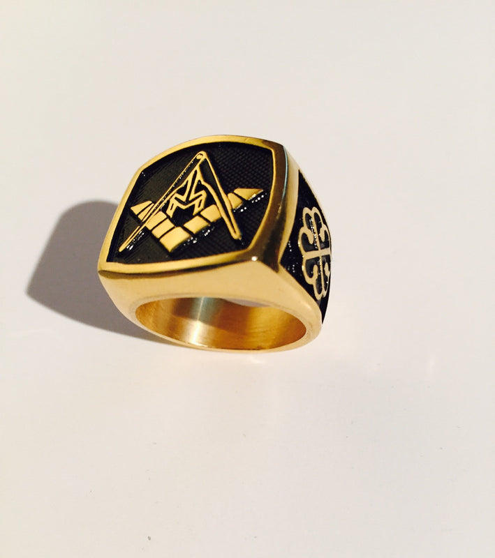 Masonik Ring (Gold)