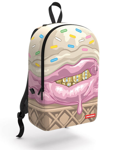 Golden Grillz Ice Cream Backpack