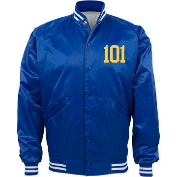 Blueberry Banana Cake 101 Bomber Jacket