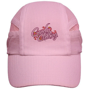 Candy Clothing Pink Marshmallow Running Hat