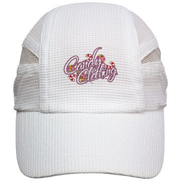 Candy Clothing Vanilla Marshmallow Running Hat