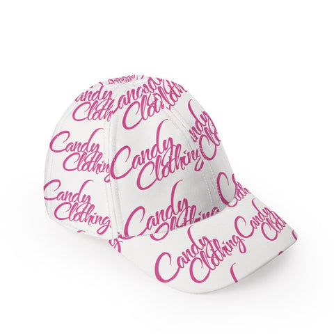 GHETTO Vanilla Pink Candy Clothing Tile Baseball Cap