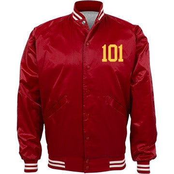 Red Banana Cake 101 Bomber Jacket