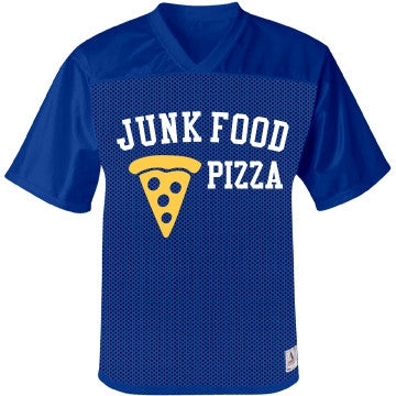 Junk Food Cheese & Tomato Blueberry Pizza Jersey