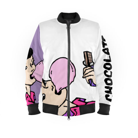 Candy Clothing Bomber Jacket